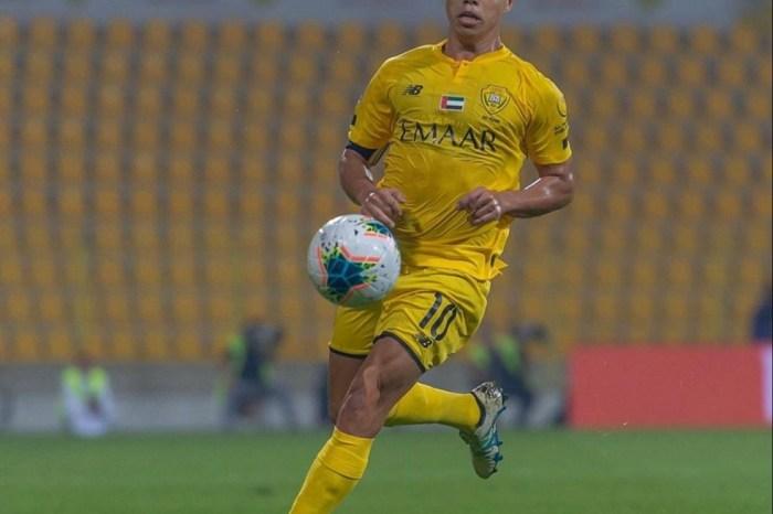 Paraibano é convocado para a Seleção dos Emirados Árabes