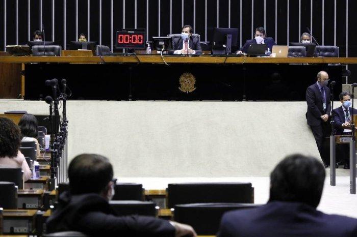 Candidatos do centrão a suceder Maia são pressionados a mostrar independência do governo