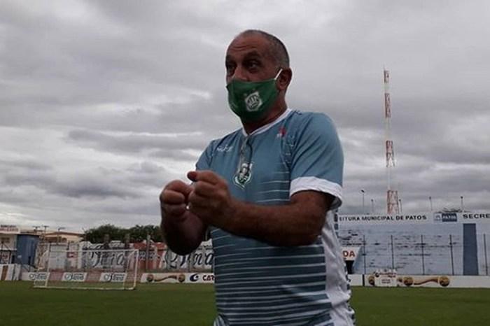 Celso Teixeira critica indefinição da 10ª rodada do Paraibano
