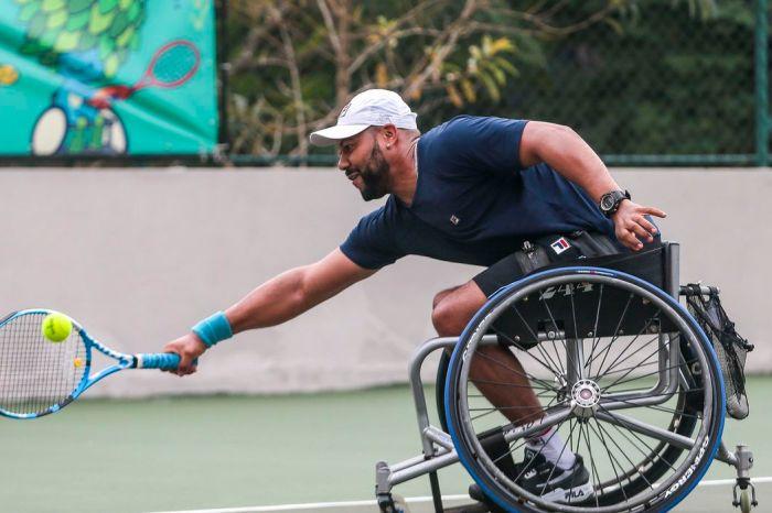 De olho em Tóquio, tenistas iniciam treinamento em Santa Catarina