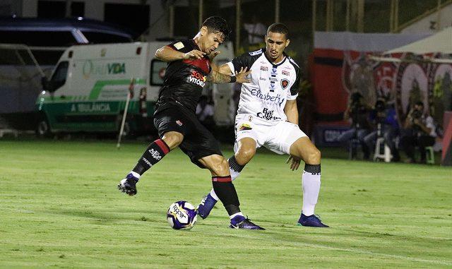 Botafogo-PB busca classificação na Copa do Nordeste contra o Vitória