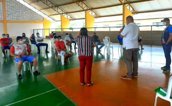Proprietários de estabelecimentos negociam retorno das atividades em Boa Vista