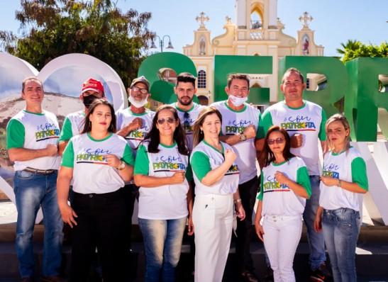 Patriotas define apoio a pré-candidatura de Flávio Torreão à Prefeitura de Serra Branca