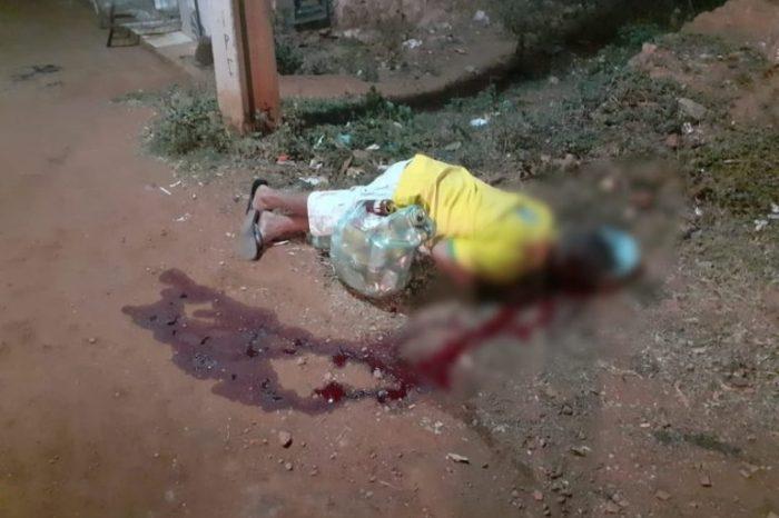 Homem é assassinado com tiros na cabeça na cidade de Monteiro