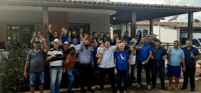 Flávio Torreão lidera primeira reunião com pré-candidatos a vereador e diz que grupo vem unido e forte