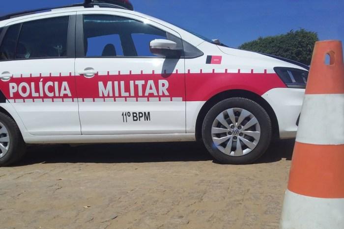 Homem é detido pela PM por estar pilotando moto com sintomas de embriagues em Monteiro