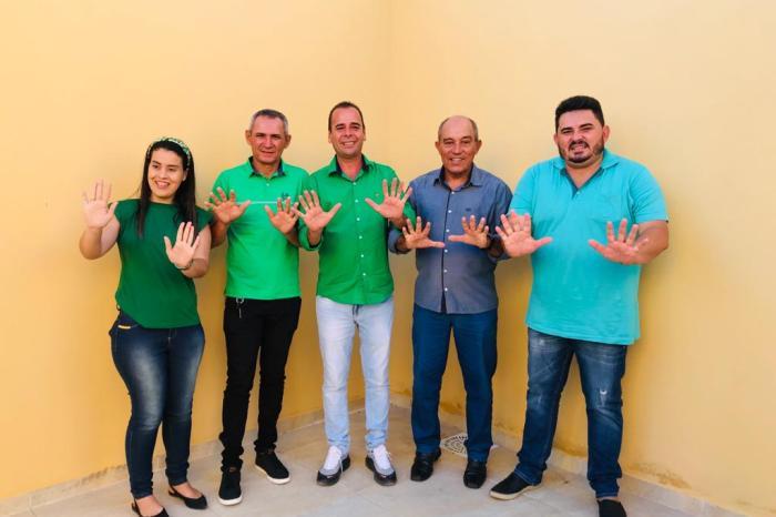 Grupo de situação define nome do pré-candidato a vice na chapa com Márcio Leite em São João do Tigre