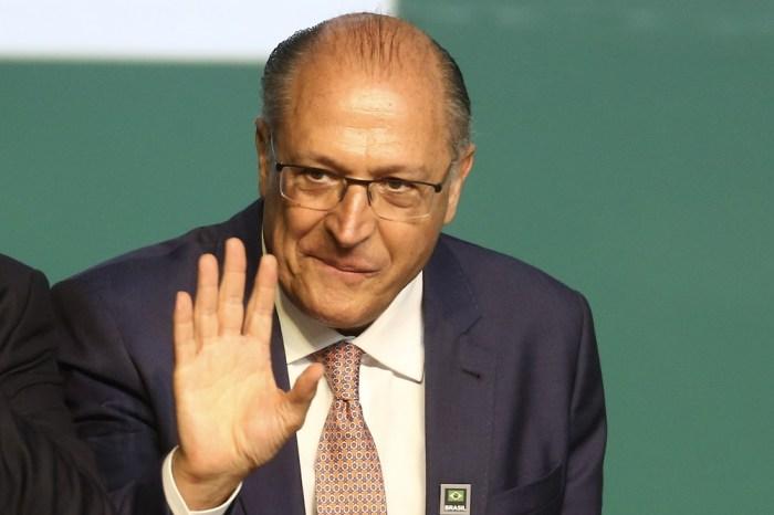 Justiça determina bloqueio de R$ 11,3 milhões de Alckmin