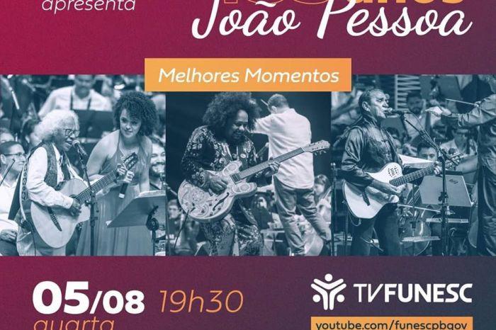Funesc celebra 435 de João Pessoa com programação virtual