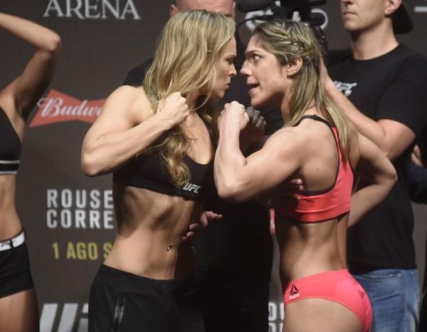 UFC não renova contrato com paraibana Bethe Correia
