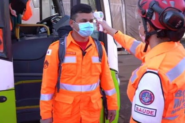 Bombeiros retomam buscas em Brumadinho após 5 meses