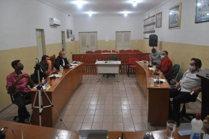 Pandemia: Câmara de São João do Cariri aprova projetos do Executivo para vinda de recursos