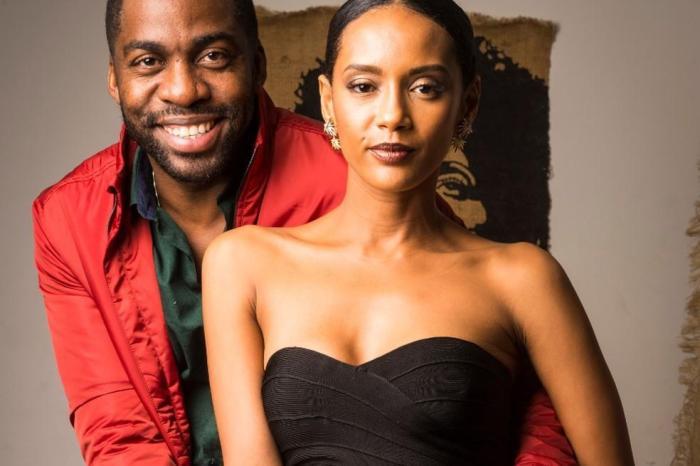 Casal de atores da Globo comemora 16 anos de união