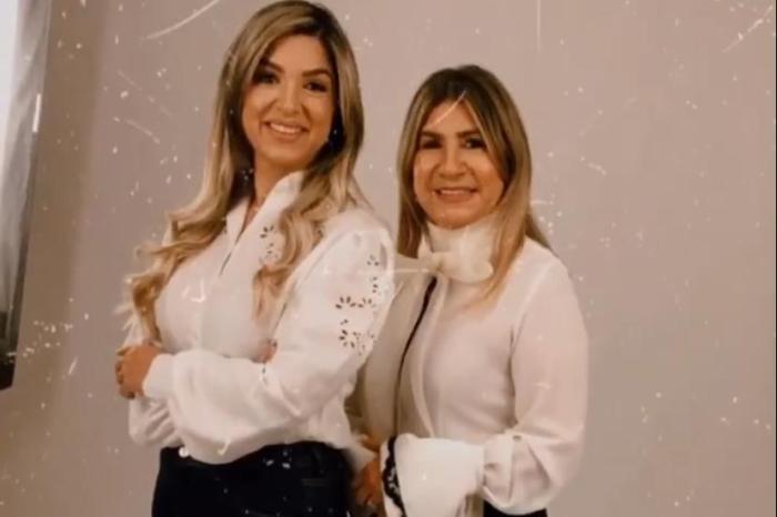 TUDO EM CASA: Edna Henrique deverá ser anunciada como vice na chapa encabeçada pela própria filha