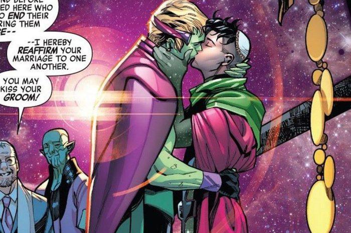 Super-heróis da Marvel se casam um ano após tentativa de censura