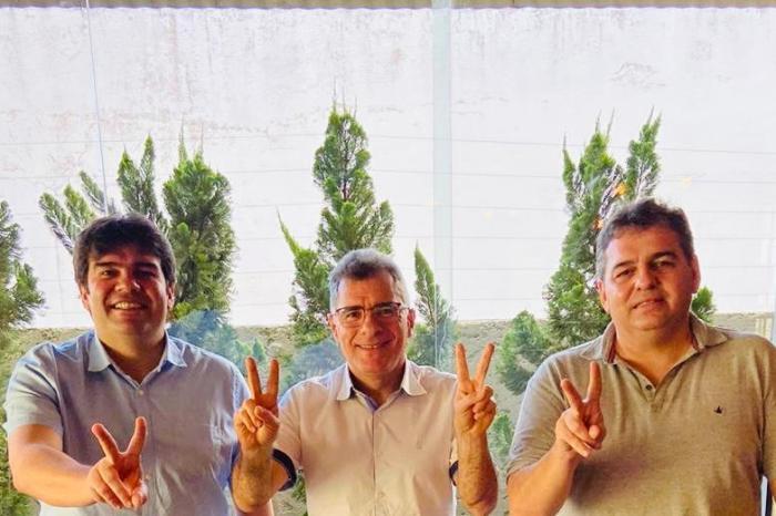 PRTB declara apoio a Artur Bolinha e traz Mourão para o palanque