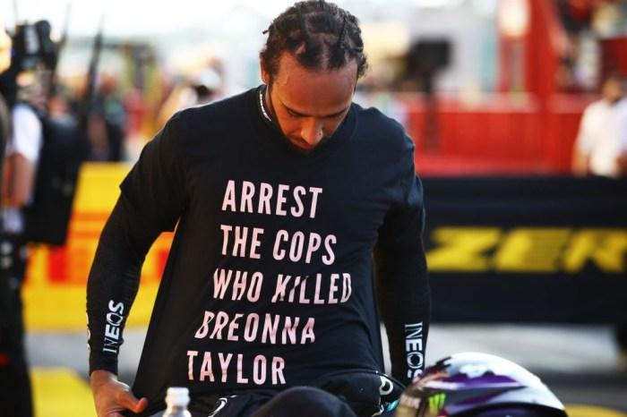 Após protesto de Hamilton, FIA proíbe camisetas no pódio