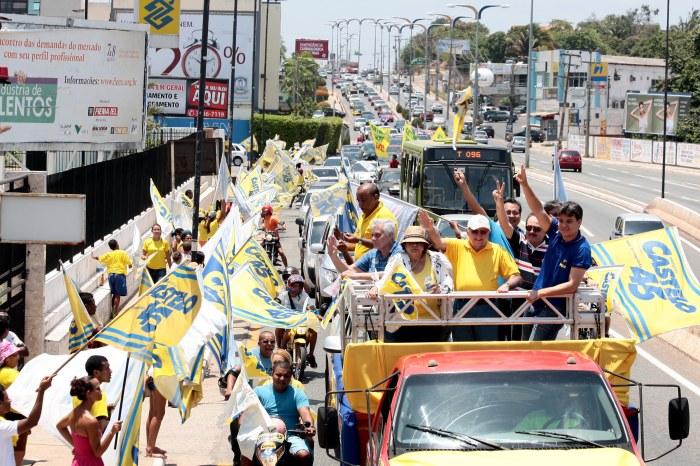 Ministério Público Eleitoral reforça entendimento contrário à carreatas, passeatas e comícios na PB