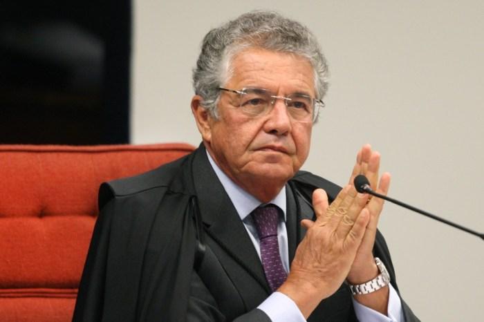 Marco Aurélio diz a Bolsonaro que ele é 'presidente de todos'