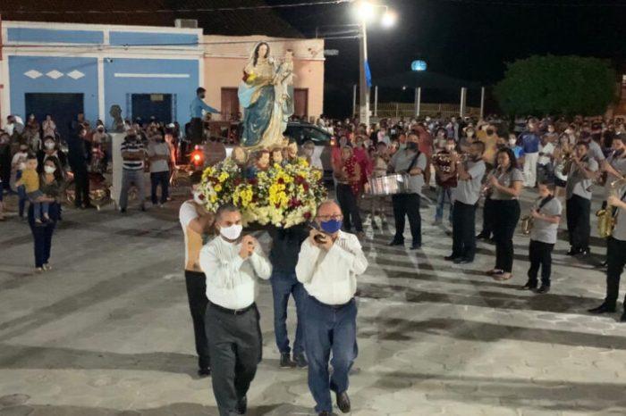 Santuário de Nossa Senhora dos Milagres abre Festa da Padroeira com carreata
