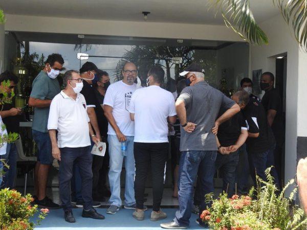Eleição do Conselho Deliberativo do Botafogo-PB é suspensa