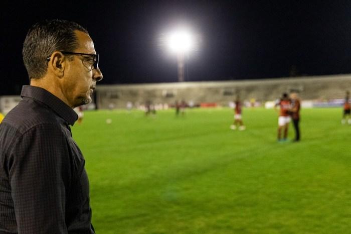 Campinense anuncia efetivação de Hélio Cabral para Série D