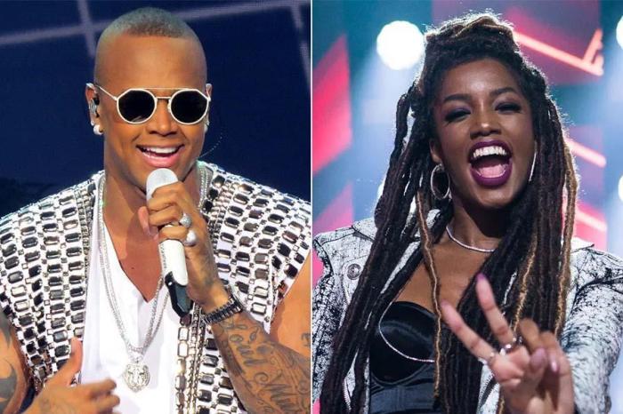 Cantores brasileiros na lista dos 100 negros mais influentes do mundo