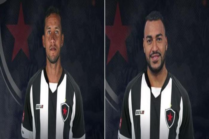 Botafogo-PB anuncia atacante e zagueiro para tentar reagir na Série C