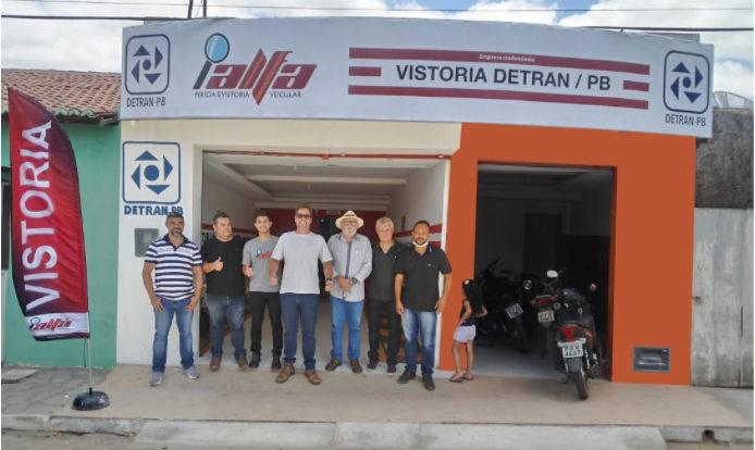 Alfa Perícia e Vistoria Veicular chega em Cabaceiras e Monteiro