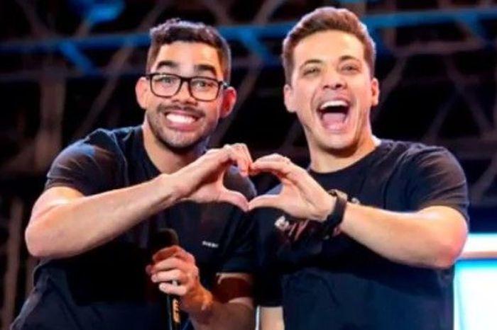 Wesley Safadão homenageia Gabriel Diniz no dia em que o cantor faria 30 anos