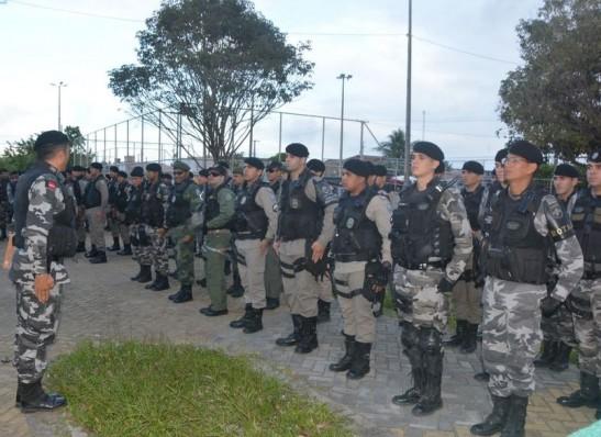 João Azevêdo autoriza a promoção de mais de 200 policiais militares