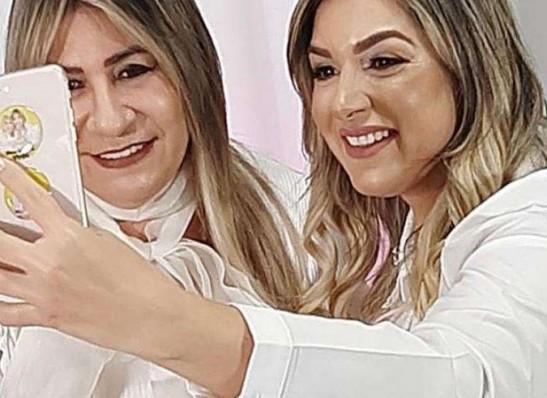 Candidatura de Edna como vice da filha em Monteiro repercute nacionalmente