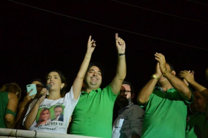 Anna Lorena é reeleita prefeita de Monteiro com vitória esmagadora