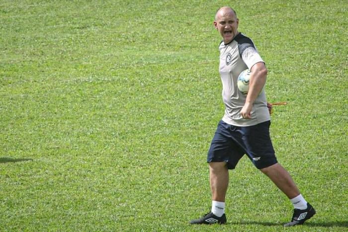 Comando técnico do Campinense anuncia técnico Luciano Silva