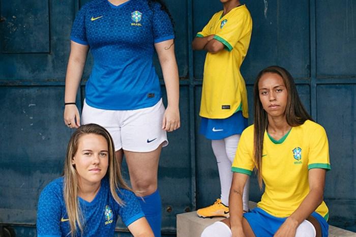 História: Seleção feminina estreia camisa sem estrelas do masculino