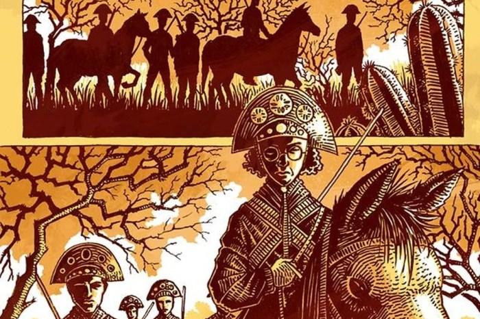 Animação 'Sertão Encarnado' contará história do cangaço no NE