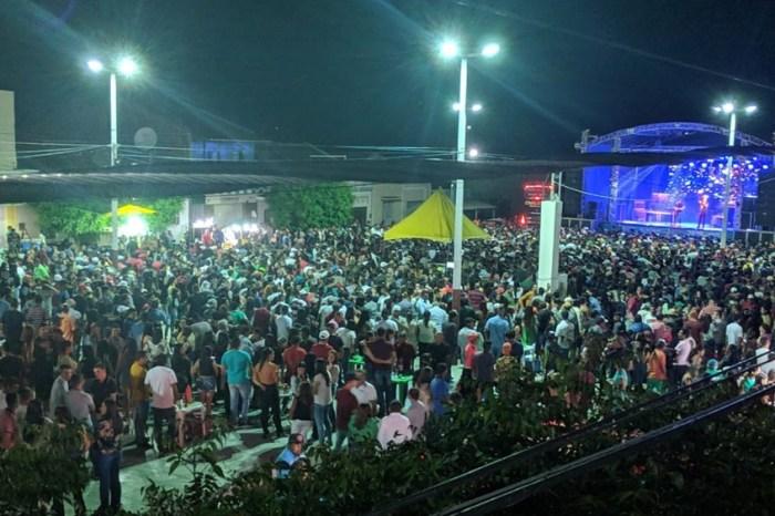MOÍDOS DA REDAÇÃO: Após liberação de shows, Monteiro já tem agendado dois grandes eventos para outubro e dezembro