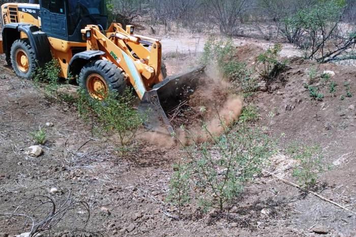 """""""Mais Água no Campo"""": Monteiro conclui recuperação de 11 reservatórios de água na zona rural"""