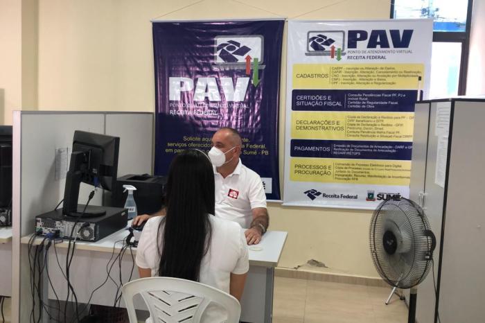 PAV em parceria com a Prefeitura de Sumé, está em pleno funcionamento no município