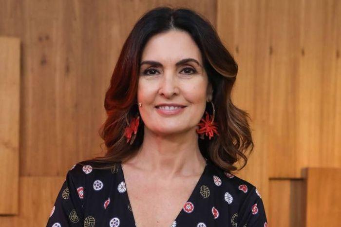Fátima Bernardes passa bem após cirurgia para retirar câncer no útero
