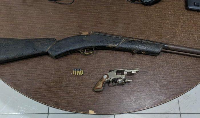 Polícia prende mulher suspeita de tentativa de homicídio contra o namorado no Cariri
