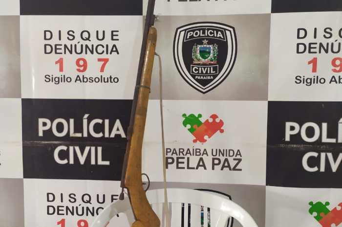 Polícia prende acusado por praticar o crime de estupro de vulnerável no Cariri
