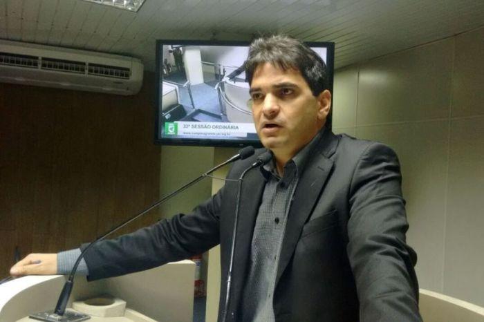 Governador nomeia Murilo Galdino como Secretário de Articulação Política