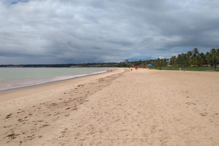 Litoral da PB tem seis praias impróprias para banho neste fim de semana