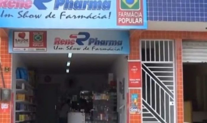 Em Caturité: bandidos arrombam farmácia, posto dos Correios e Cartório Civil