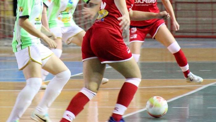 Em Cabaceiras: Estudantes recebe o Cruzeiro da Tapera para amistoso de Futsal Feminino