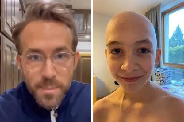 'Deadpool' grava mensagem para fã de 11 anos que luta contra câncer
