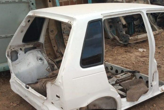 Sucata em Soledade servia como desmanche de veículos, diz Polícia Civil após investigações