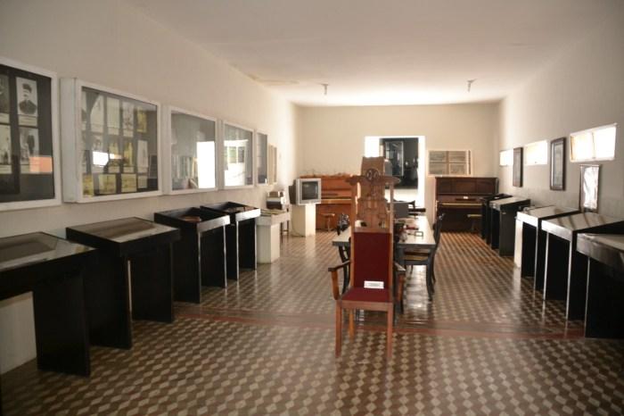 Monteiro recebe museóloga e arquiteto para discutir modernização do Museu Municipal