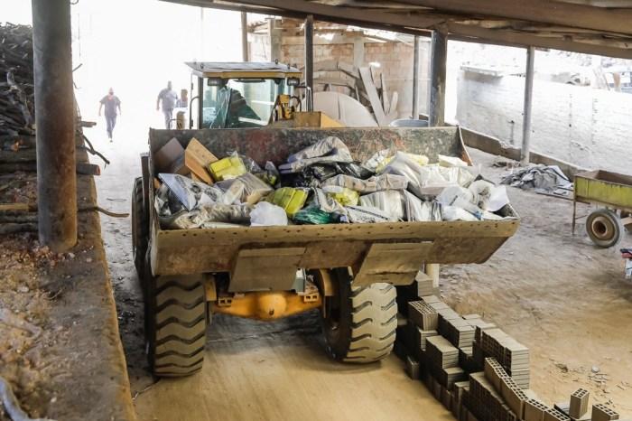 Polícia Civil incinera 2,5 toneladas de drogas apreendidas pela DRE